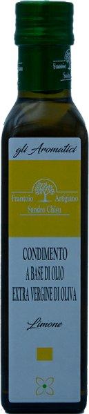 Aromatisiertes Olivenöl - OLLU BIO Limone - 100/250/500 ml